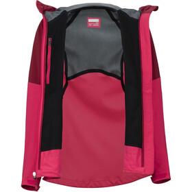 Marmot ROM Veste Femme, sienna red/disco pink